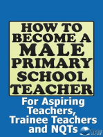 How to Become a Male Primary School Teacher
