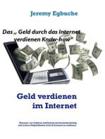Geld verdienen im Internet
