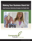 Study on Small Business Marketing Strategies