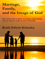 Marriage, Family and the Image of God