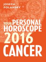 Cancer 2016