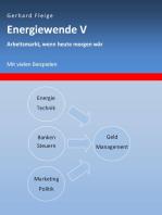 Energiewende V