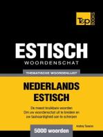 Thematische woordenschat Nederlands-Estisch