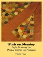 Wash on Monday
