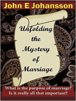 Unfolding the Mystery of Marriage