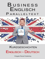 Business Englisch - Paralleltext - Kurzgeschichten (Englisch - Deutsch)