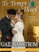 To Tempt A Thief (A Most Peculiar Season, #4)