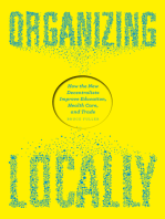 Organizing Locally