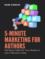 5-Minute Marketing for Authors