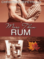 More Than Rum (The Maple Leaf Series, #3)