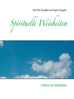 Spirituelle Weisheiten