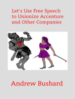 Let's Unionize Accenture and Other Companies