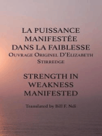 La Puissance Manifestee Dans La Faiblesse