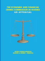 The Economic and Financial Crimes Commission in Nigeria