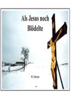 Als Jesus noch blödelte