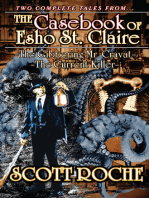 The Casebook of Esho St. Claire
