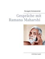 Gespräche mit Ramana Maharshi