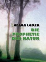 Vorzeichen - Die Prophetie der Natur