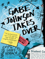 Gabe Johnson Takes Over