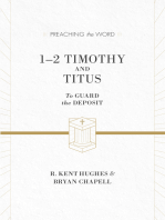 1–2 Timothy and Titus (ESV Edition)