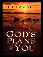 God's Plans for You
