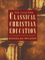 The Case for Classical Christian Education
