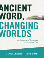 Ancient Word, Changing Worlds