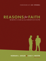 Reasons for Faith (Foreword by Lee Strobel)