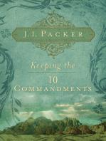 Keeping the Ten Commandments