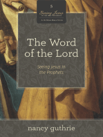 The Word of the Lord (A 10-week Bible Study)