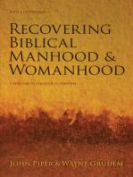 Recovering Biblical Manhood and Womanhood