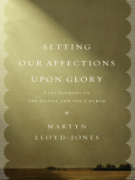 Setting Our Affections upon Glory