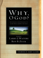 Why, O God? (Foreword by Randy Alcorn)