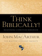 Think Biblically! (Trade Paper)