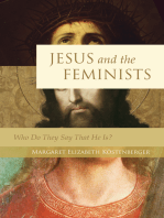 Jesus and the Feminists?