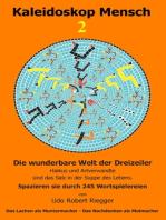 Kaleidoskop Mensch 2