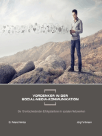 Vordenker in der Social-Media-Kommunikation