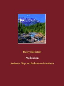 Meditation: Strukturen, Wege und Erlebnisse im Bewußtsein