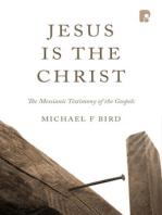 Jesus is the Christ