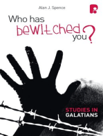 Who Has Bewitched You? A Study in Galatians