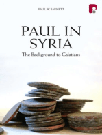 Paul in Syria