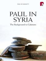 Paul in Syria