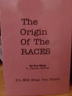The Origin Of The Races