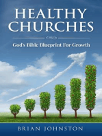 Healthy Churches - God's Bible Blueprint For Growth