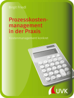 Prozesskostenmanagement in der Praxis