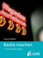 Radio machen