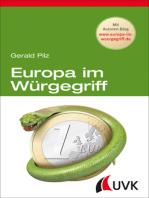 Europa im Würgegriff