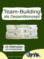 Team-Building als Gesamtkonzept