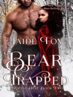 Bear Trapped (Mating Heat, #2)