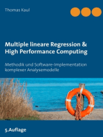 Multiple lineare Regression & High Performance Computing